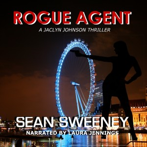 ROGUE AGENT, now available in audiobook!